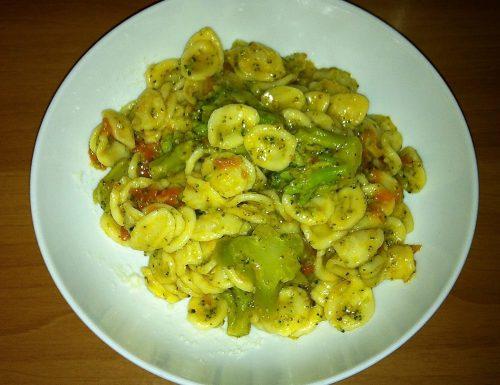 Orecchiette con Broccoletti
